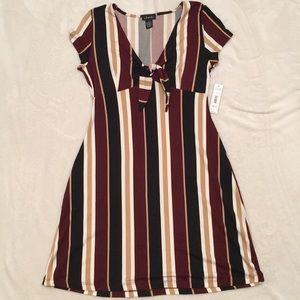 NWT Striped Dress